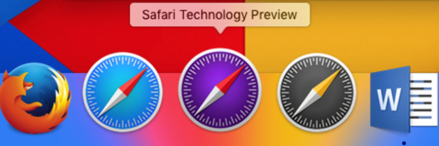 Apple's Safari Technology Preview is a stable test platform for users and devs
